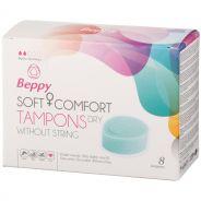 Beppy Dry Comfort Lot de 8 Tampons