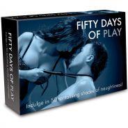 Fifty Days Of Play Jeu de cartes érotiques