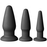Sinful Ensemble d'entraînement anal en silicone