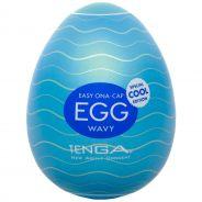 TENGA Egg Wavy Cool Edition Masturbateur pour Hommes