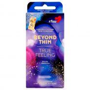 RFSU True Feeling Préservatifs 8 unités