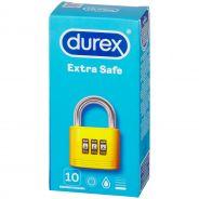 Durex Extra Safe Préservatifs x10