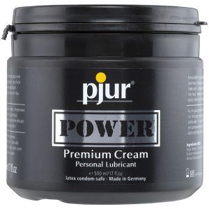 Lubrifiant crème Pjur Power 500 ml