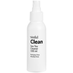 Sinful Clean Nettoyant pour sex toys 100ml