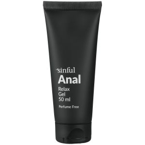 Sinful Anal Gel relaxant anal 50 ml