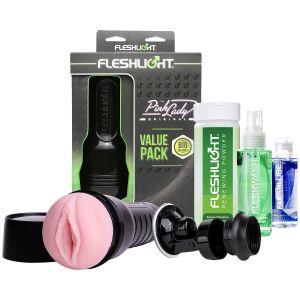Fleshlight Pink Lady Pack économique