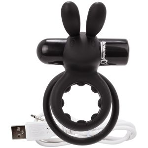 Screaming Ohare Anneau Lapin Pénien Rechargeable
