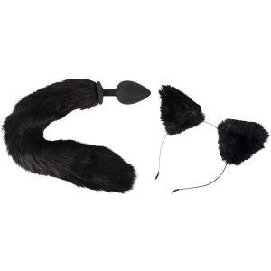 Bad Kitty Pet Play Plug anal et Oreilles