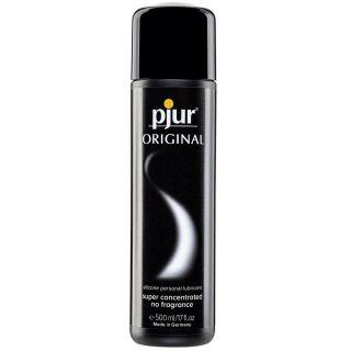 Pjur Original Lubrifiant au silicone 500 ml