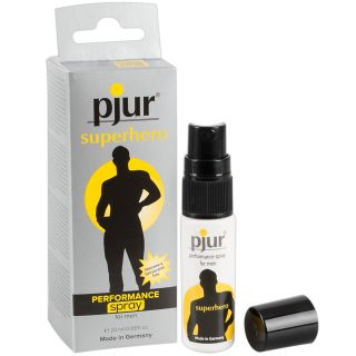Pjur Superhero Spray de Performance pour hommes 20 ml