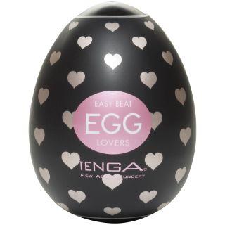 TENGA Lovers Heart Handjob Masturbateur œuf pour homme