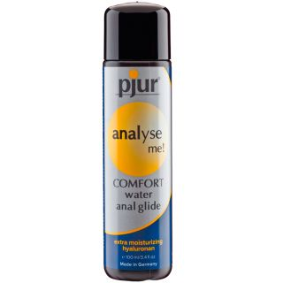 Lubrifiant anal à base d'eau Pjur Analyze Me 100 ml