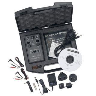 ElectraStim SensaVox Coffret d'électrosexe
