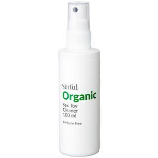 Sinful Organic Nettoyeur de jouets sexuels 100 ml