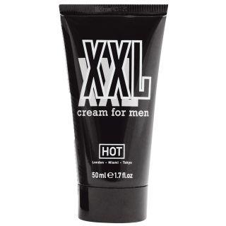 Hot XXL Crème pour Hommes 50 ml