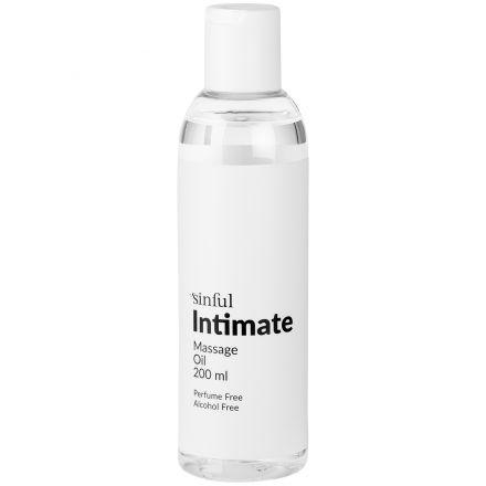 Sinful Huile de massage intime de 200 ml