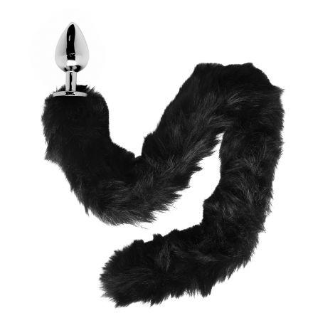 Furry Fantasy Plug anal avec queue panthère noire