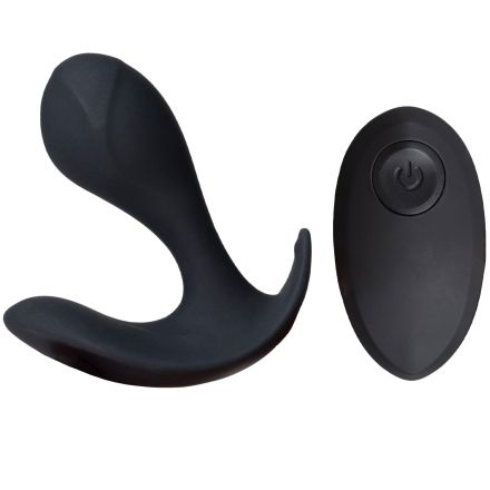 Sinful Plug anal vibrant télécommandé rechargeable