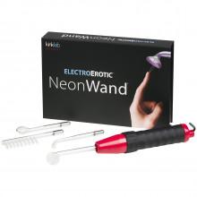 Kinklab Neon Wand Kit Wand Electro Sex Violet  1