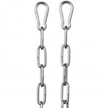 Rimba Metal Kæde med Karabinhager 100 cm Product 1