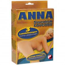 Anna Swedish Lovedoll Elskovsdukke  1