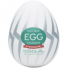 TENGA Egg Thunder Handjob Masturbateur pour Hommes Image du produit 1