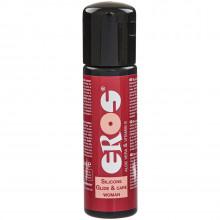 Eros Woman Silikone Glidecreme 100 ml  1