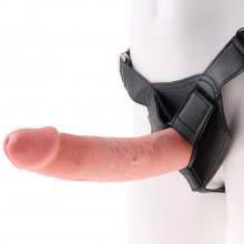 King Cock Harness med Dildo 23 cm  1