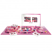 Oral Fun Game Brætspil  1