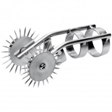 Master Series Spiked Double Finger Pinwheel  1