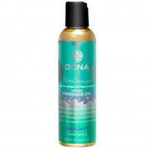 Dona Huile de Massage avec Parfum 125ml  1