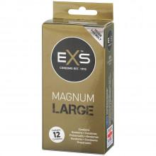 EXS Magnum Large Boîte de 12 préservatifs Image de l'emballage 1
