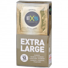 EXS Magnum Extra Large Kondomer 12 stk  1