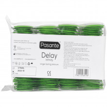 Pasante Delay Infinity Kondomer 144 stk  1