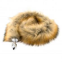 Furry Fantasy Red Fox Tail Butt Plug  1