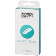 Secura Nature Feeling Préservatifs 12 pcs  90