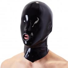 Late X Latex Maske med O-Ring  1