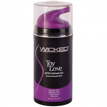 Wicked Toy Love Gel pour Sex Toys 100 ml  1