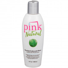 Pink Natural Lubrifiant à Base d'Eau 140ml  1