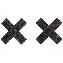 Cottelli Nipple Stickers Kryds  1