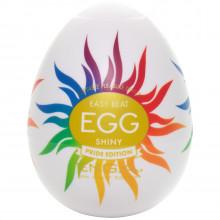 TENGA Egg Shiny Pride Onani Håndjob  1