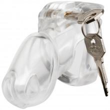 HolyTrainer V4 Cage de chasteté standard transparente