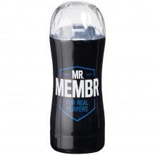 Mr. Membr Climax Masturbateur Transparent Image de l'emballage 1
