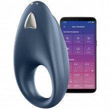 NEW - Satisfyer Powerful One App-Styret Penisring Product app 1
