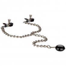 NEW - Calexotics Nipple Clamps med Vægt Product 1