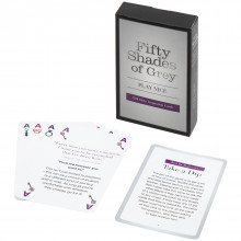 NEW - Fifty Shades Of Grey Play Nice Talk Dirty Spil  1