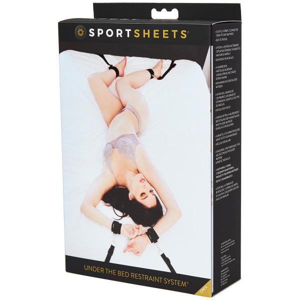 Sportsheets Ensemble de bondage pour le lit