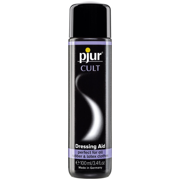 Pjur Cult Aide à l'habillage et revitalisant pour latex 100 ml
