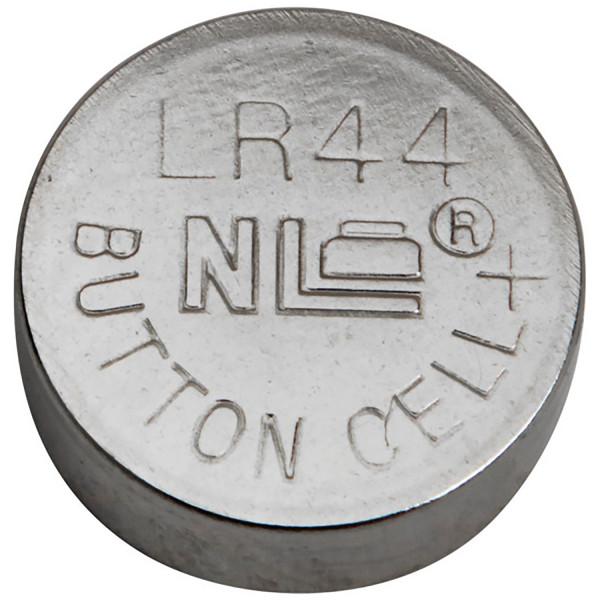 Piles alcalines de haute puissance AG13 - LR44 Lot de 10