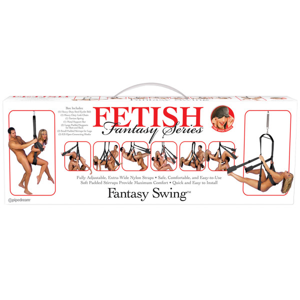 Fetish Fantasy Sex Swing